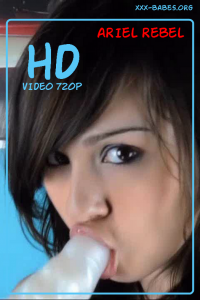 Ariel Rebel #1 - HD 720p video - 10 rolls