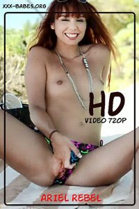 Ariel Rebel #4 - HD 720p video - 5 rolls