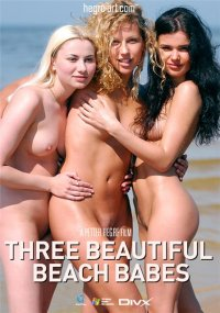 Hegre Art Video - Three beautiful beach babes - 007