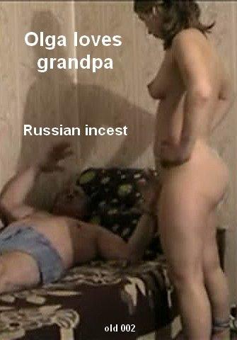 Порно инцест по русски - Оля очень любит дедушку - частное