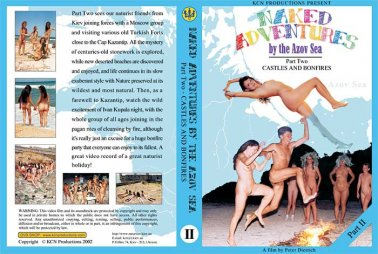 Russianbare Naked Adventures By The Azov Sea 2
