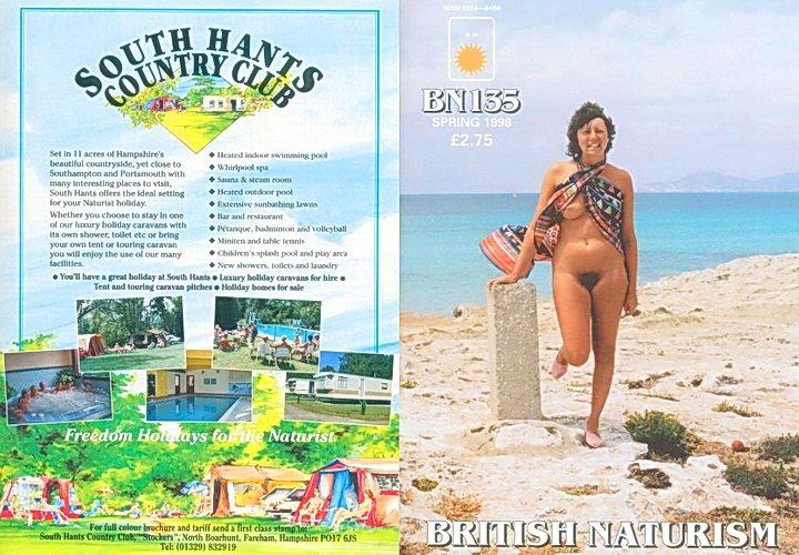 Naturist magazine - British Naturism #135 (Spring 1998) PDF